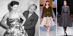 New Look образца 1950 и 2013