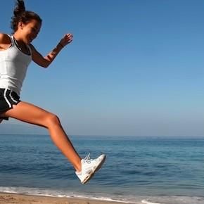 Упражнения для идеальной фигуры и от тяжести в ногах