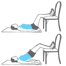 За 5 минут снимает боль в спине шеи видео