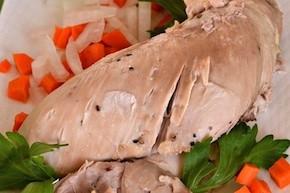 Разгрузочный день на курином мясе