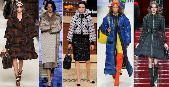 Модные пуховики зимы 2016