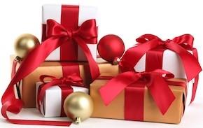 Волшебные подарки на Рождество