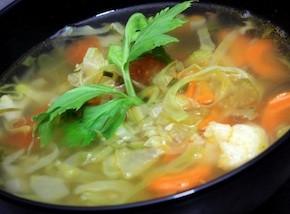 Суп из сельдерея для разгрузочного дня