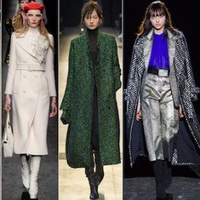 Модное пальто осень-зима 2016-2017