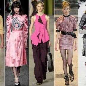 Модно осенью-зимой 2016-2017: самые модные цвета и материалы