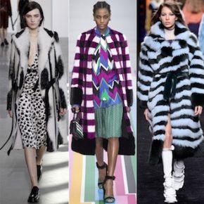 Модные шубы и дублёнки зимы 2016-2017