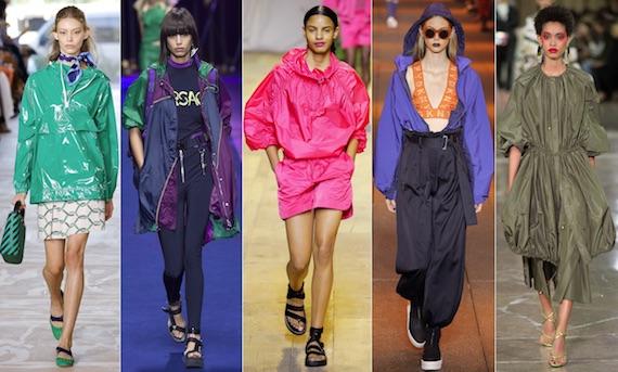 Модные пальто сезона весна-лето 2017