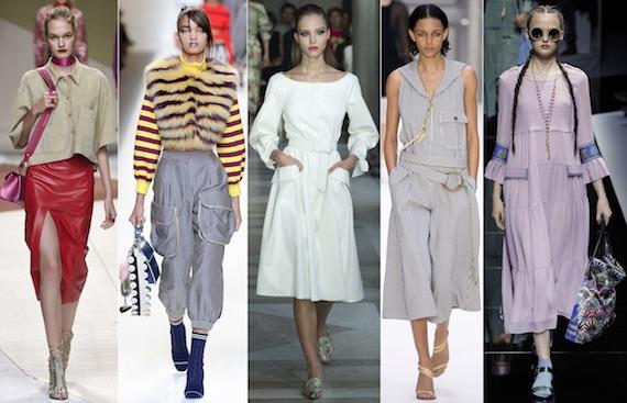 Карманы - и модно, и практично