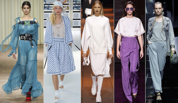 Длинные концы ремня или пояса, ленты и шнурки модно