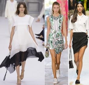 Модные тренды весны-лета 2017