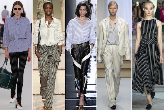 Деловой стиль держится в моде